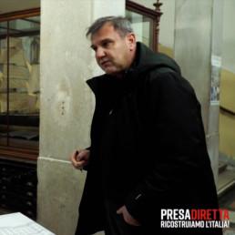 Giorgio Altin a Presadiretta